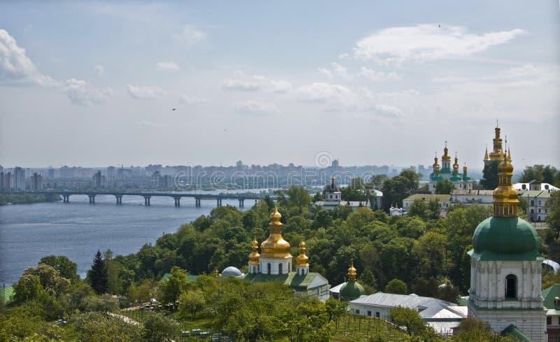 Kiev, Ukraine, Kievo-Pecherskaya lavra monastery royalty free stock image