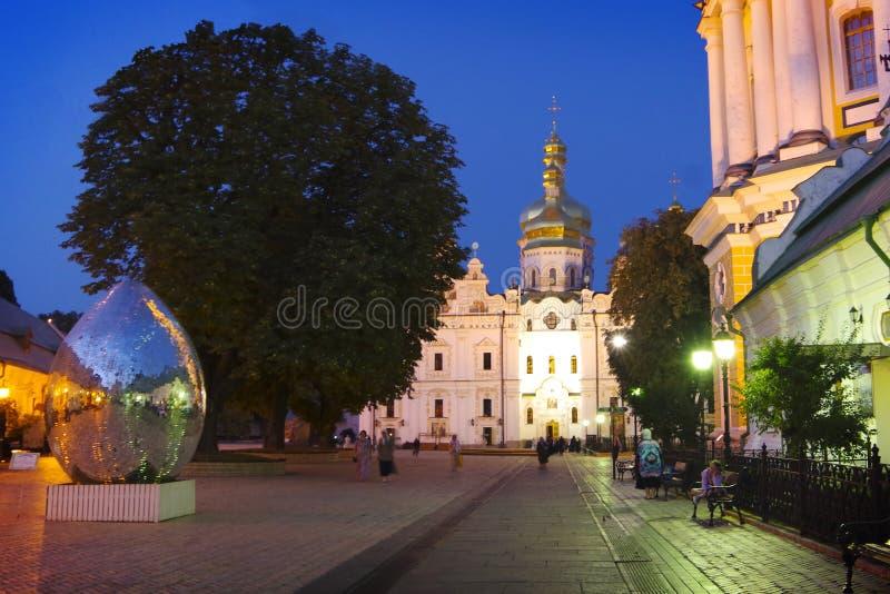 kiev ukraine kiev lavrapechersk royaltyfri foto