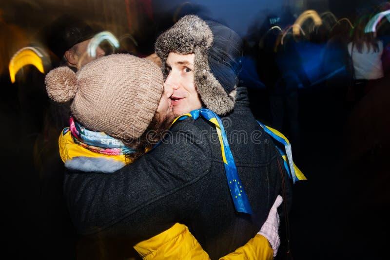 Download KIEV, UKRAINE - NOVEMBER 24: EuroMaidan Editorial Photo - Image of agreement, protest: 35462111