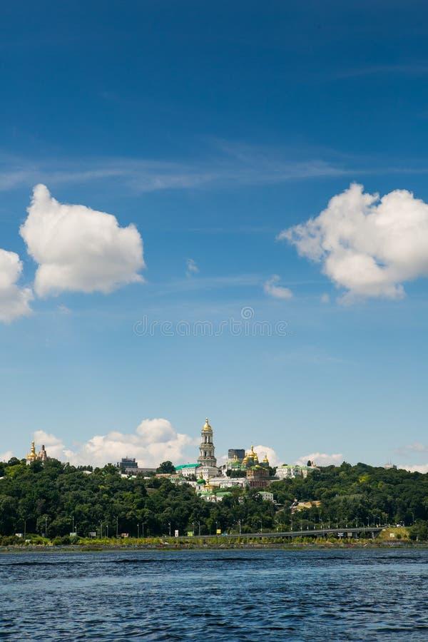 Kievo-Pecherskaya lavra monastery stock photos