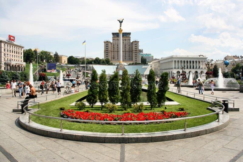 Kiew stockfotografie