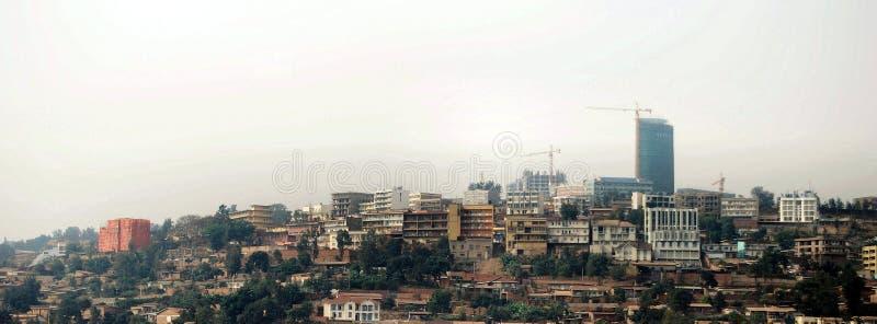 Kigali Ruanda fotografia stock