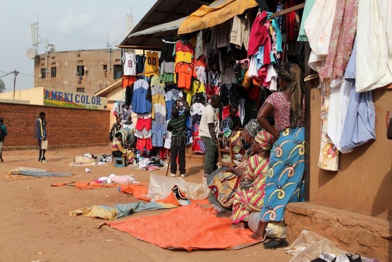Kigali Rwanda royaltyfri foto