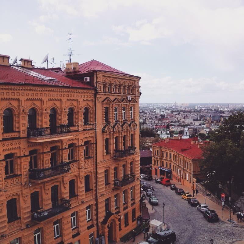 Kijów, przygoda, fotografia stock