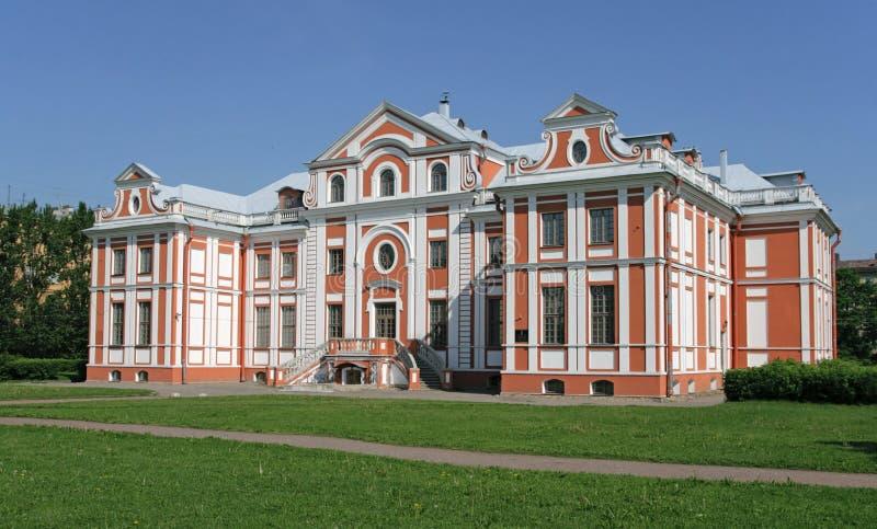 Kikiny Palaty. St Petersburg, Russland. lizenzfreies stockfoto