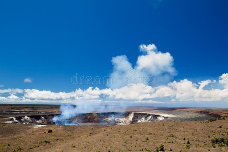 Kilauea, Duża wyspa obrazy stock