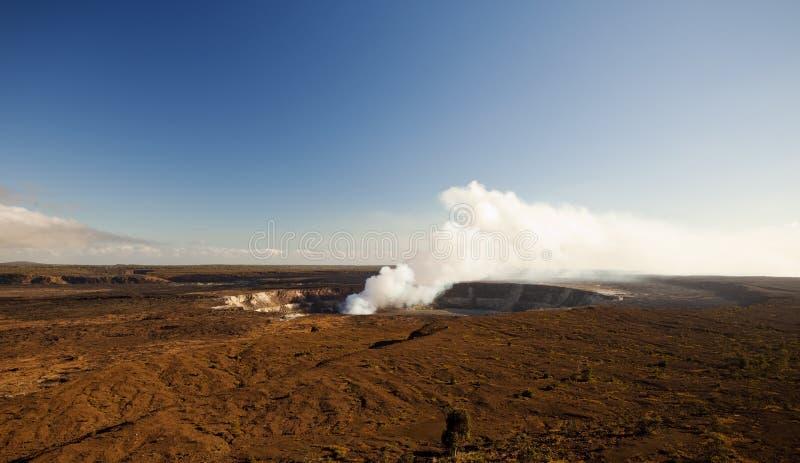 Download Kilauea Volcano On Big Island Hawaii Stock Image - Image: 12208647