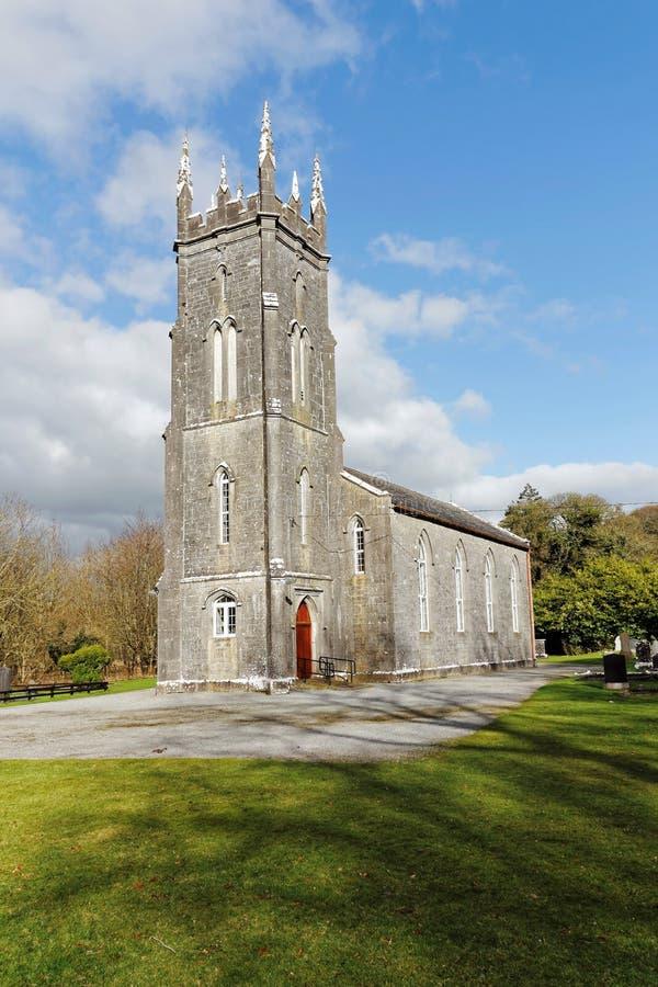 Download Kilcooley Kościół Irlandia obraz stock. Obraz złożonej z architektury - 53784331