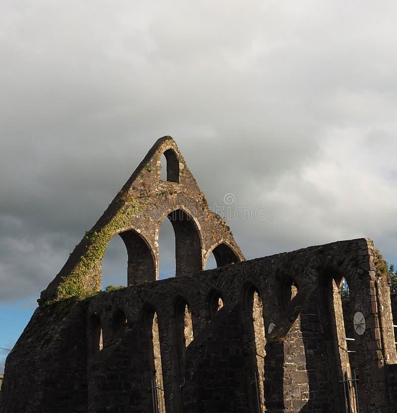 Kilcrea Friary Nenagh Ireland. Kilcrea Friary Nenagh County Tipperary Ireland stock photography