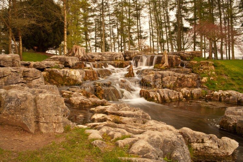 Kildare-Wasserfall lizenzfreie stockfotos