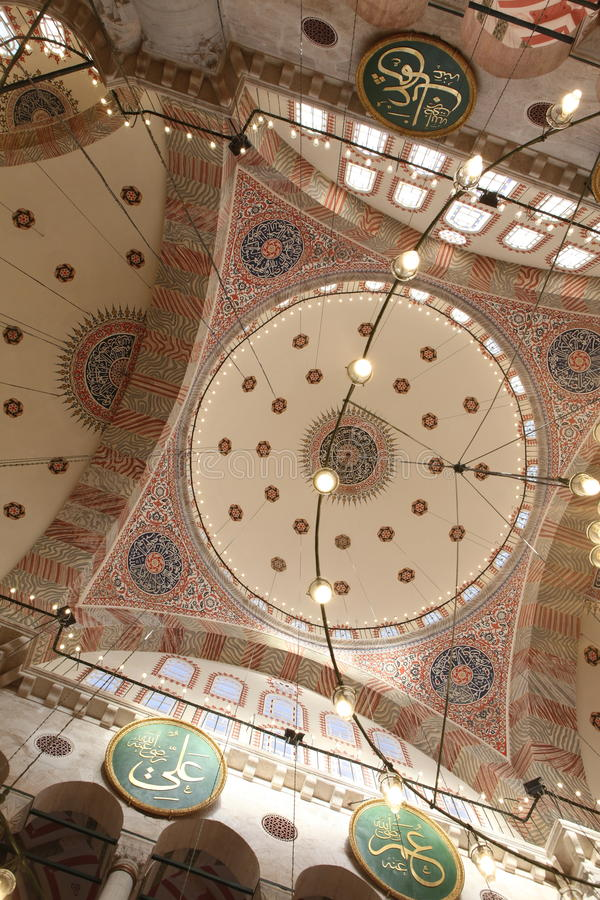 Download Kilic Ali Pasha Mosque stock photo. Image of kilic, turkey - 22605838