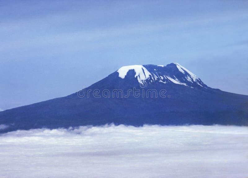 kilimandżaro zdjęcie stock
