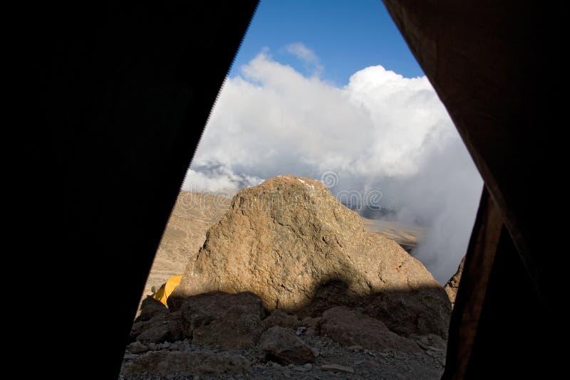 Download Kilimanjaro 024 Karango Camp Stock Photo - Image: 523180