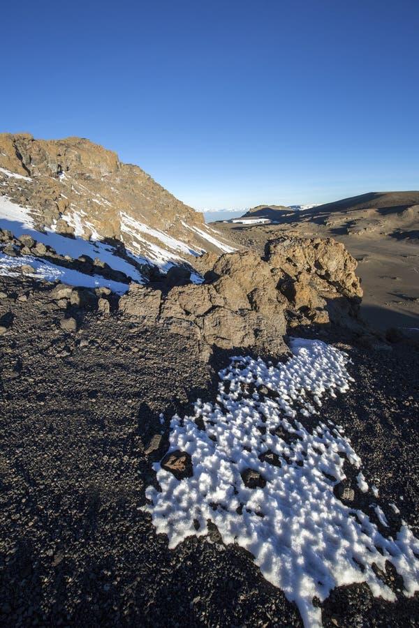 kilimanjaro стоковое фото