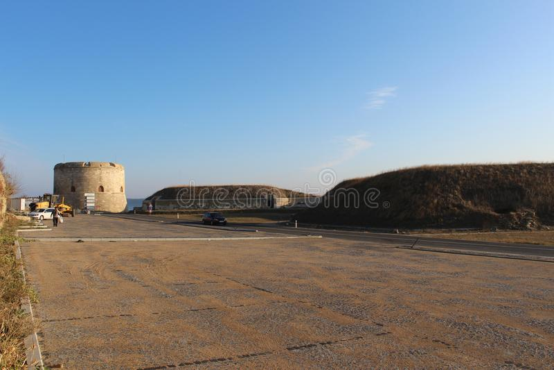 Download Kilitbahir Castle editorial stock image. Image of castle - 112858424