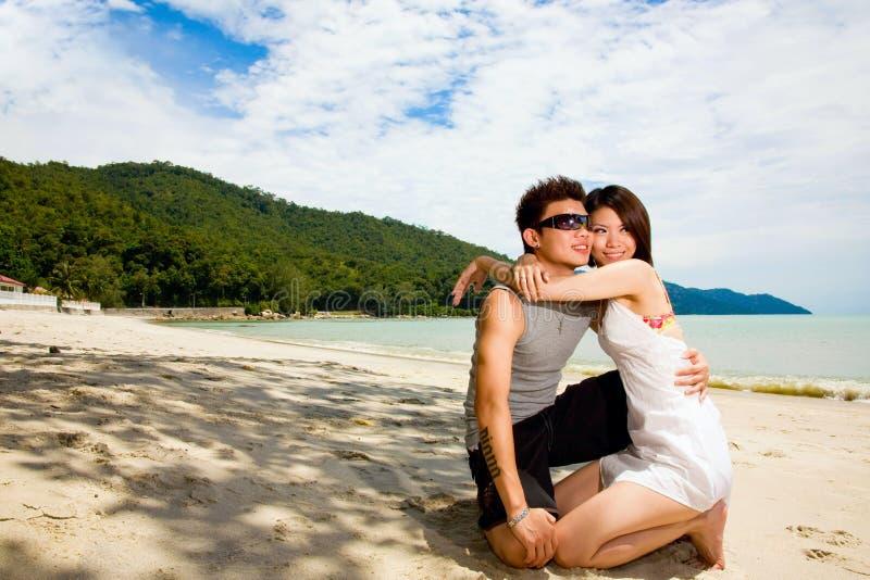kilka azjatykci kochać. obraz royalty free
