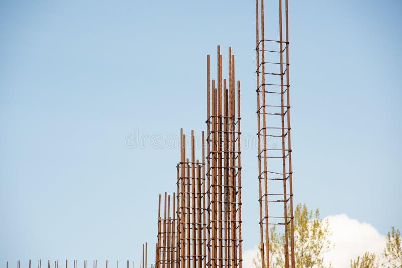 Kilka ośniedziała długa budowy stadnina zdjęcia stock