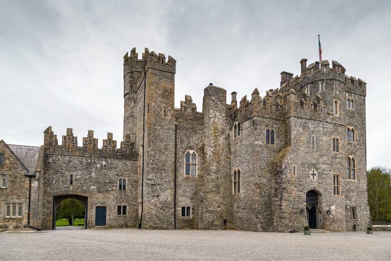 Kilkea kasztel, Irlandia zdjęcia royalty free