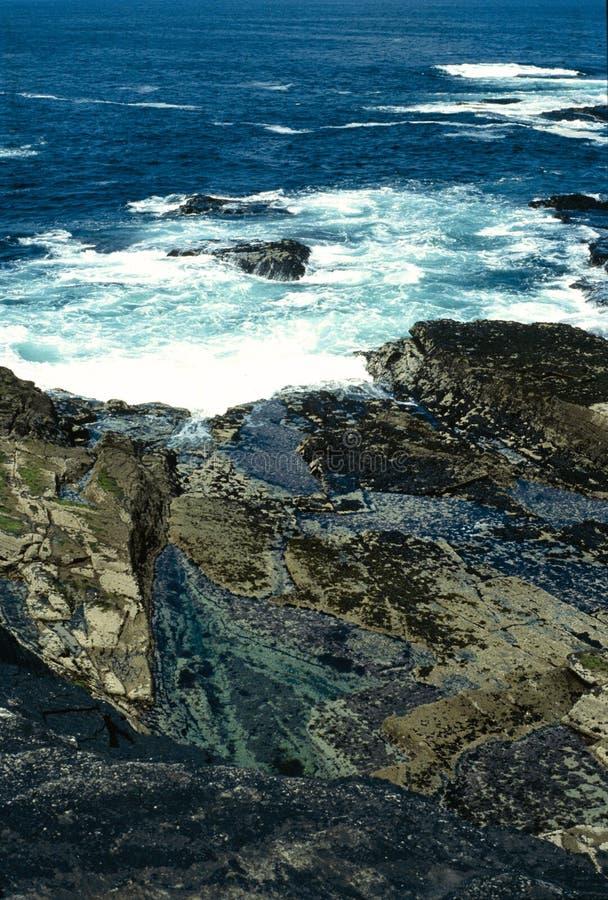 Download Kilkee Coast stock photo. Image of kilkee, shore, rock - 153724