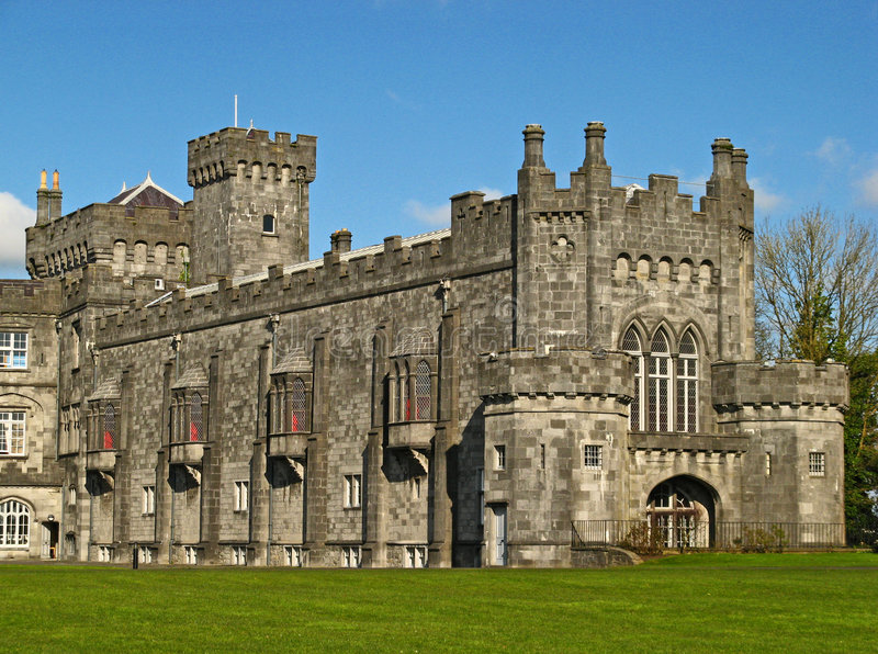 Kilkenny Castle 07 royalty free stock photo