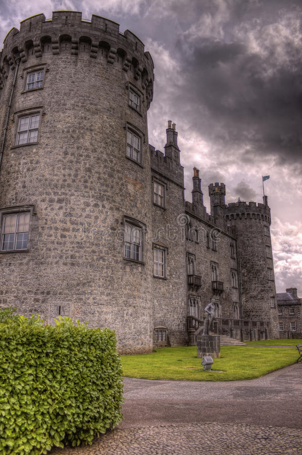 Download Kilkenny Castle stock photo. Image of eire, fort, historic - 23124162