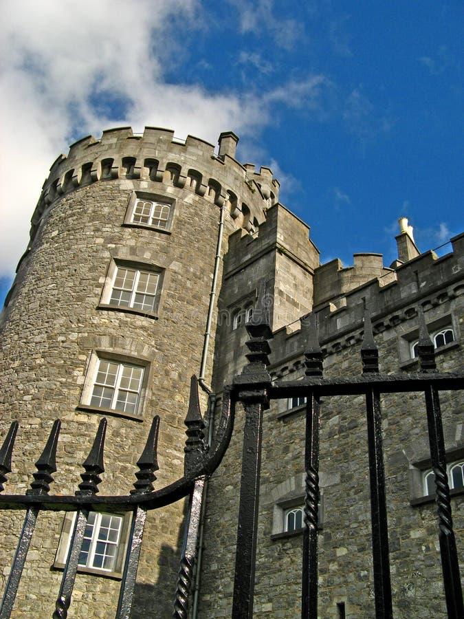 Kilkenny-Schloss 03 stockfoto