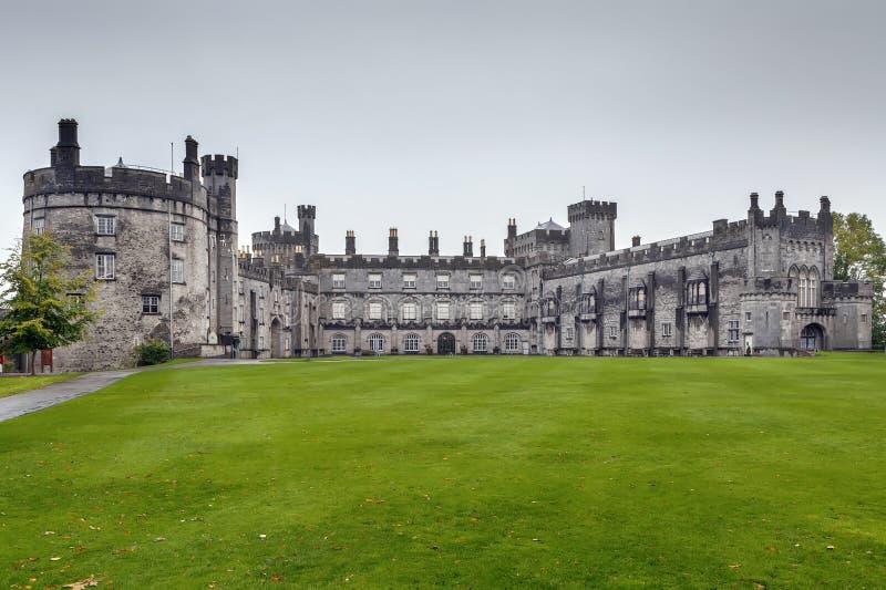 Kilkenny-Schloss, Irland stockbild