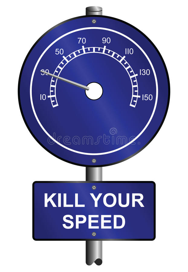 Download Kill Speed Stock Photography - Image: 13621632