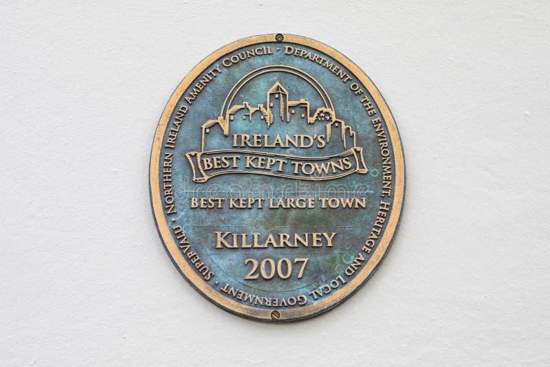 Killarney в Ирландской Республике стоковая фотография