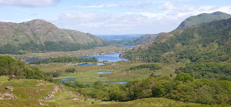 killarney dam widok zdjęcie royalty free