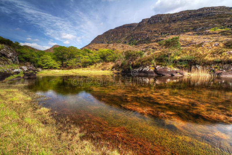 Killarney National Park Mountains Royalty Free Stock Photos