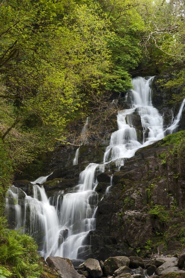 Killarney Waterfall 2 Royalty Free Stock Photos