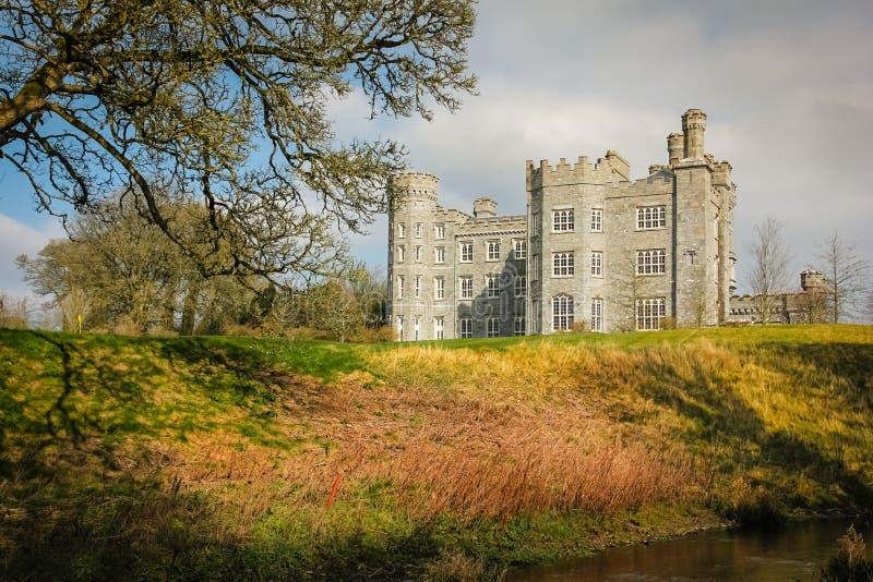 Killeen Kasztel Dunsany okręg administracyjny Meath Irlandia obraz royalty free