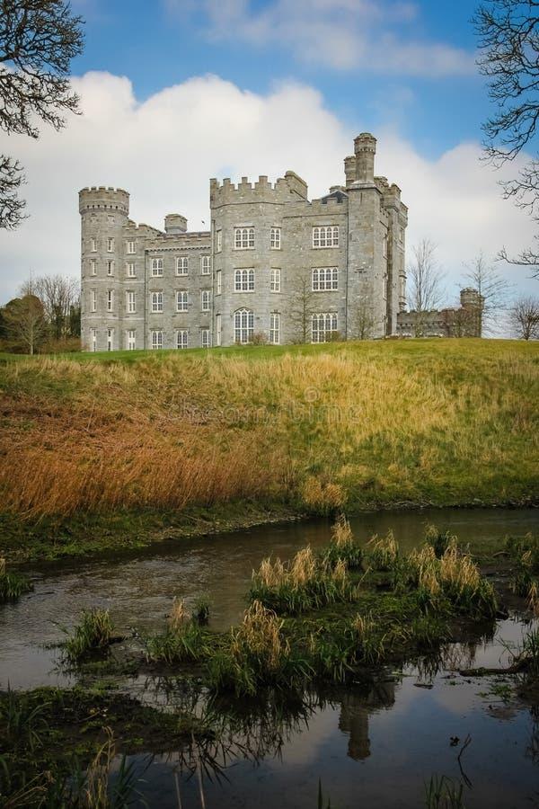Killeen slott Dunsany ståndsmässiga Meath ireland arkivfoto