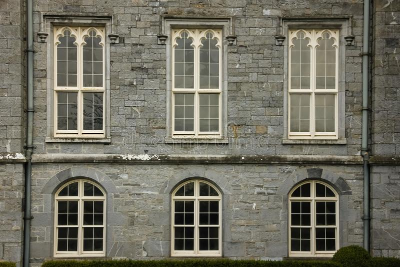 Killeen slott Dunsany ståndsmässiga Meath ireland royaltyfri bild
