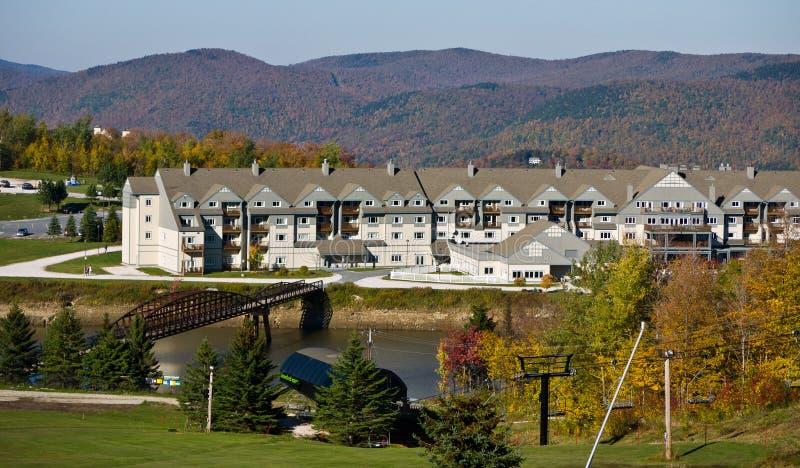 Killington Vermont royalty free stock image