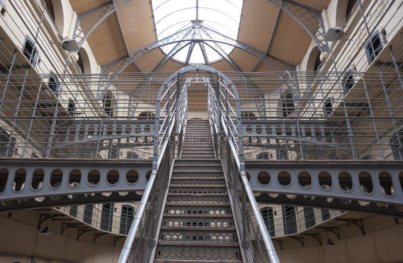 Download Kilmainham-Gaol redaktionelles stockfoto. Bild von zelle - 47100418