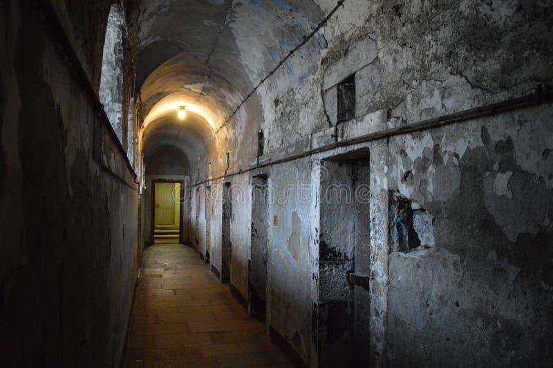 Kilmainham Gaol in Dublin royalty free stock image