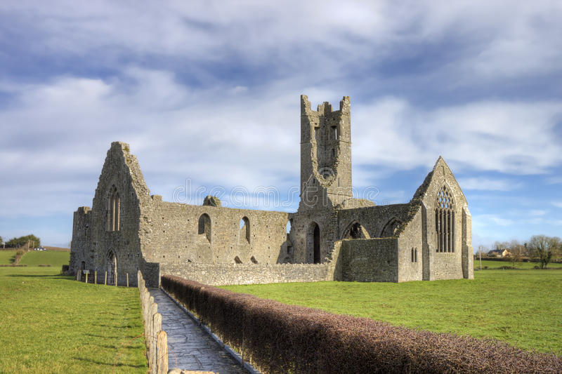 Download Kilmallock Abbey, Dominican Convent. Ireland. Stock Photo - Image: 18430222