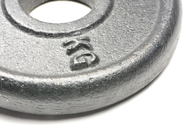 Kilogramme de poids photo libre de droits