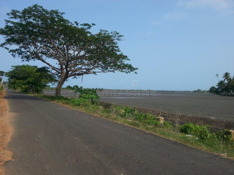 8 Kilometer-Nordosten von Thakhek stockfotos