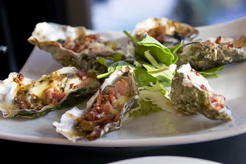 kilpatrick牡蛎 库存照片