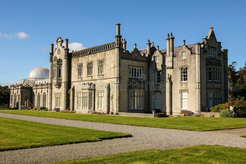 Kilruddery hus och trädgårdar. Irland royaltyfri foto