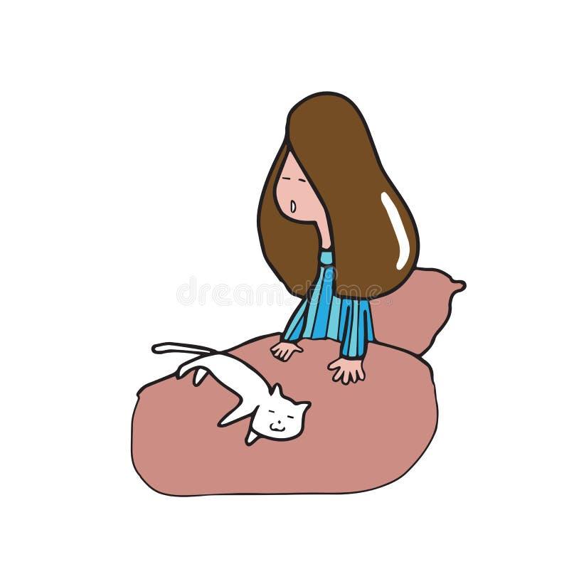 kilwater dziewczyna kilwater ilustracji