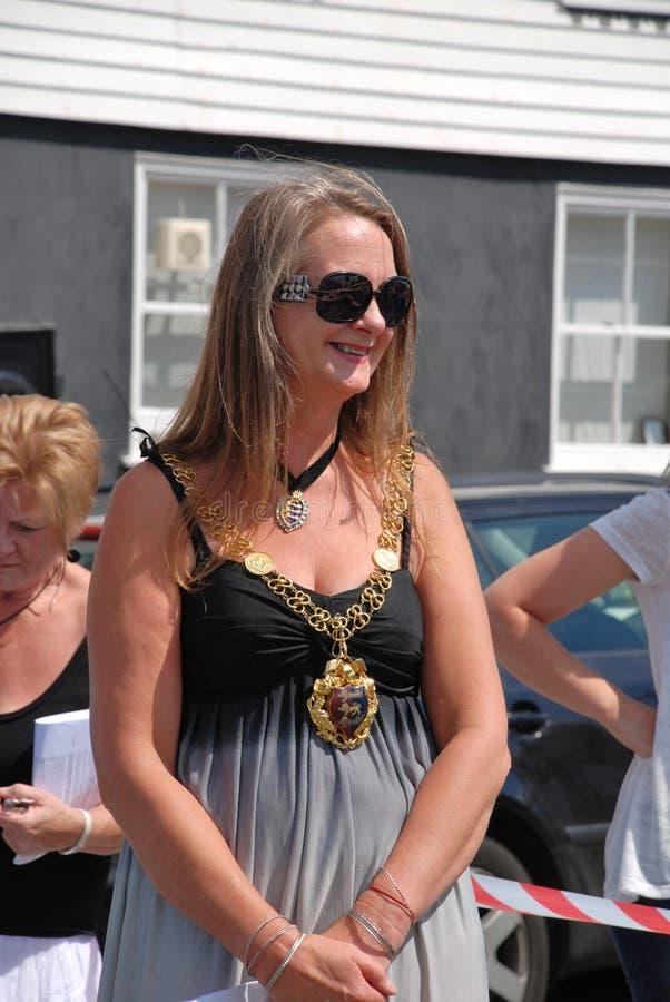 Kim adelante, Hastings foto de archivo