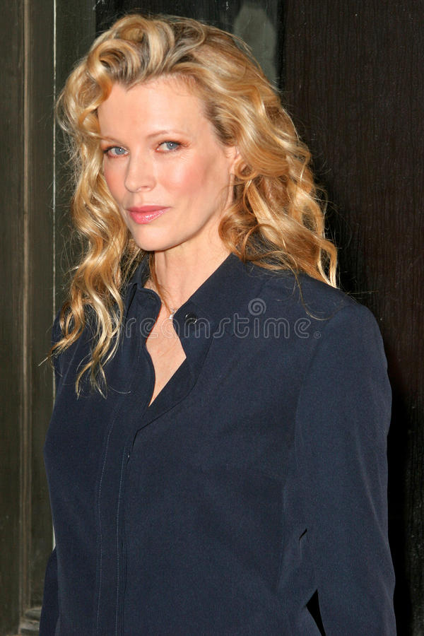 Kim Basinger. At the American Cinematheque In-Person Tribute To  at the Egyptian Theatre, Hollywood, CA. 12-01-04 stock image