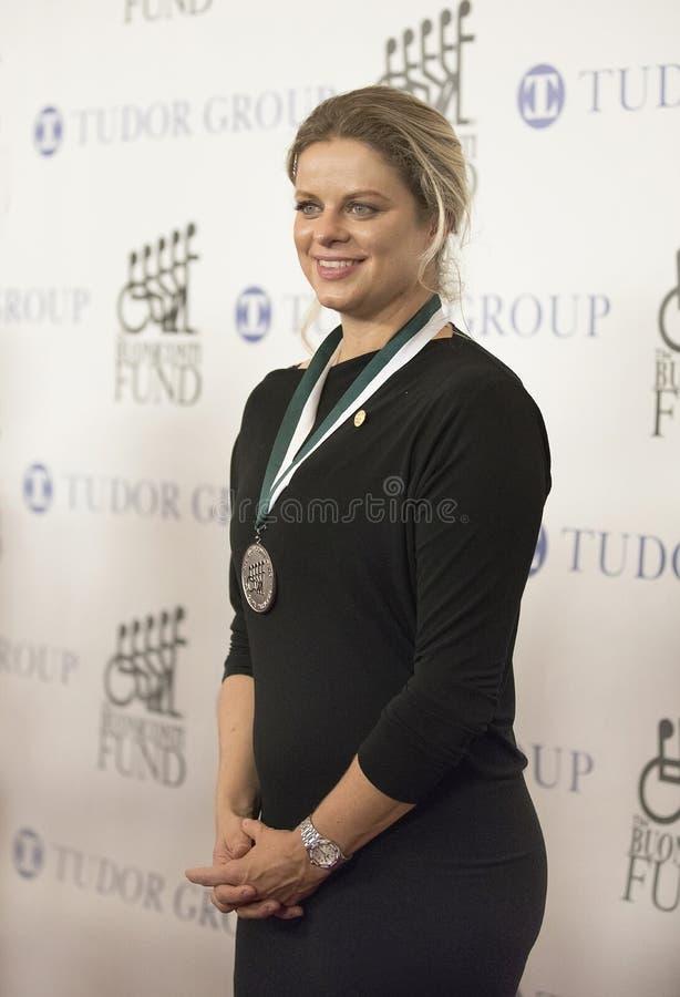 Kim Clijsters photos stock