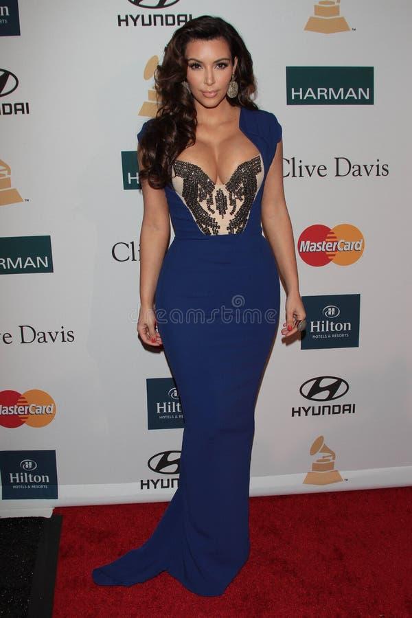 Kim Kardashian immagini stock