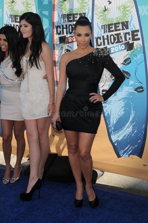 Kim Kardashian image stock