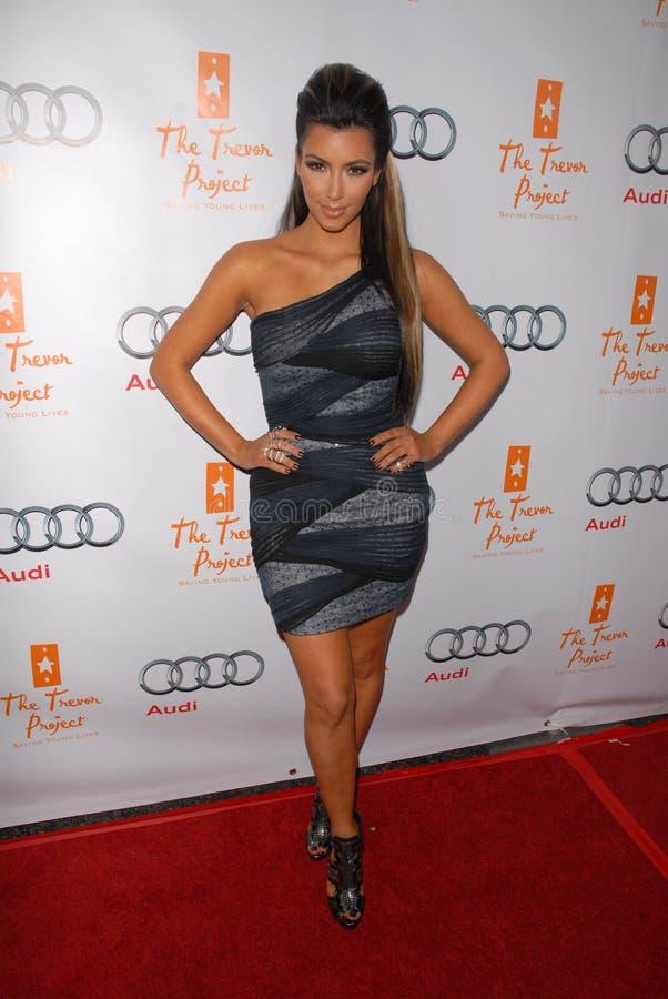 Download Kim Kardashian editorial image. Image of theater, wiltern - 25372855